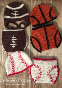 Sports Diaper Covers Back
